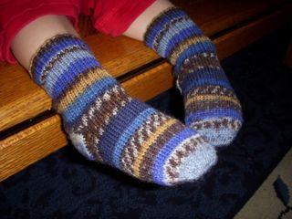 Nathan's socks 2