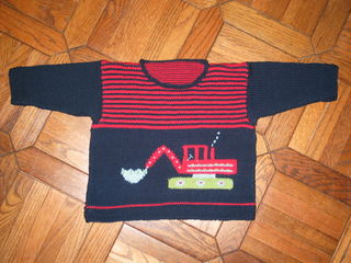 Sweater Big Digger 1