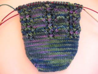Knitting KAL 016