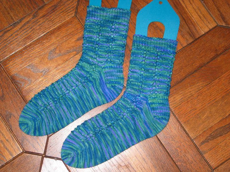 Knitting KAL 027