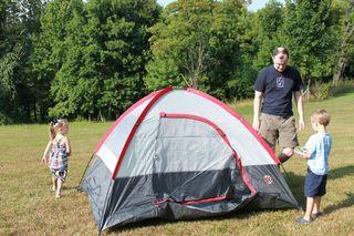 Camping at Granddaddy's and Grandma's 7-10 #6