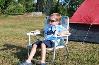 Camping at Granddaddy's and Grandma's 7-10 #12