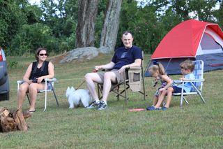 Camping at Granddaddy's and Grandma's 7-10 #21